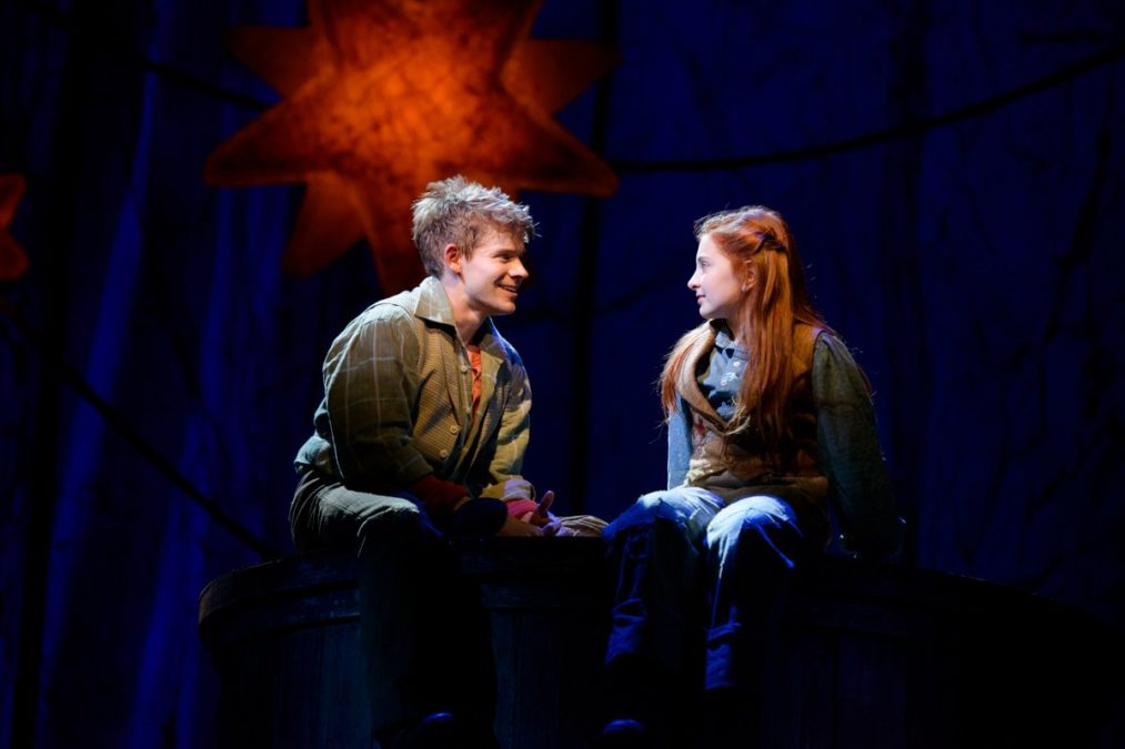 PS - Tuck Everlasting (Atlanta) - Andrew Keenan-Bolger - Sarah Charles Lewis - Photo - Greg Mooney - 4/16
