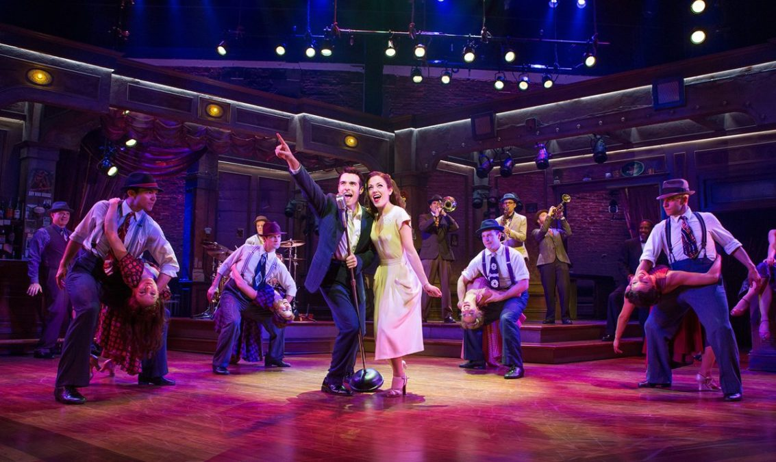 Show Photos - Bandstand - Corey Cott - Laura Osnes - 4/17 - Photo: Jeremy Daniel