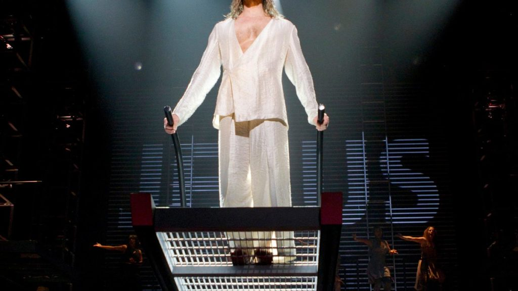 PS - Jesus Christ Superstar - Paul Alexander Nolan - Broadway - 2012 - Joan Marcus