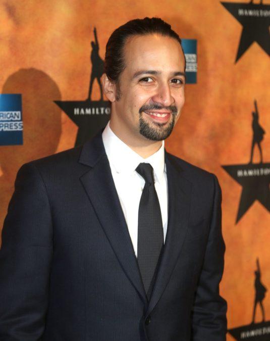 OP - Hamilton - Lin-Manuel Miranda - 08/2015 - Bruce Glikas