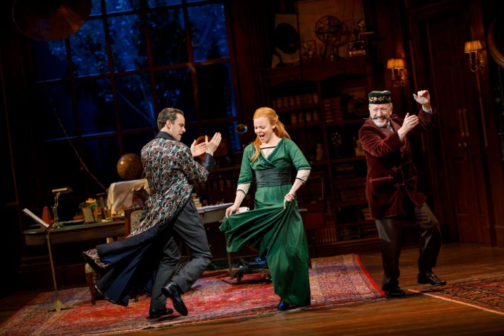 Show Photos - My Fair Lady - 4/18 - Photo: Joan Marcus