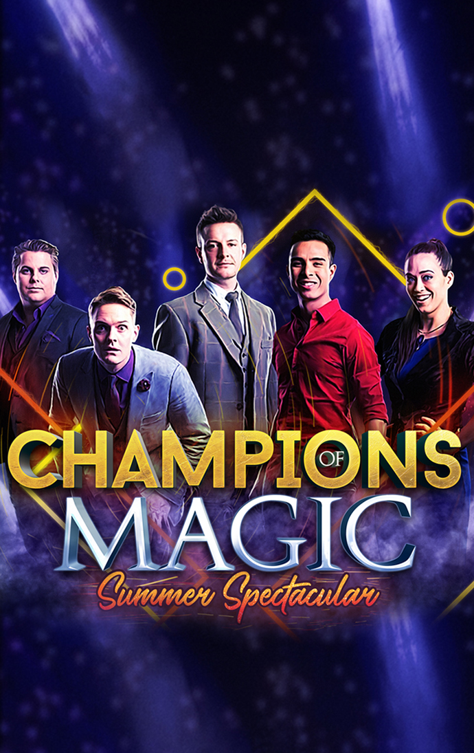 Champions of Magic Summer Spectacular