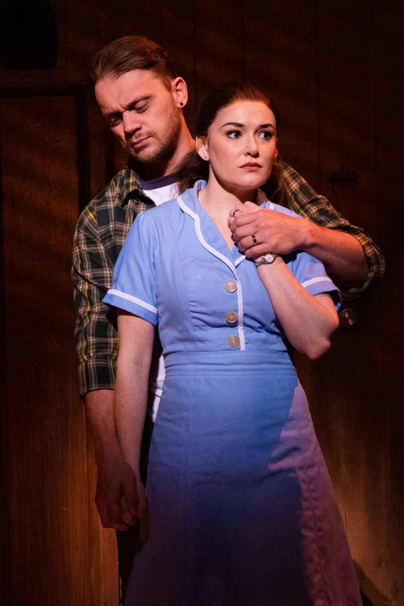 Matt DeAngelis and Christine Dwyer in the National Tour of Waitress Credit Philicia Endelman DSC_1060