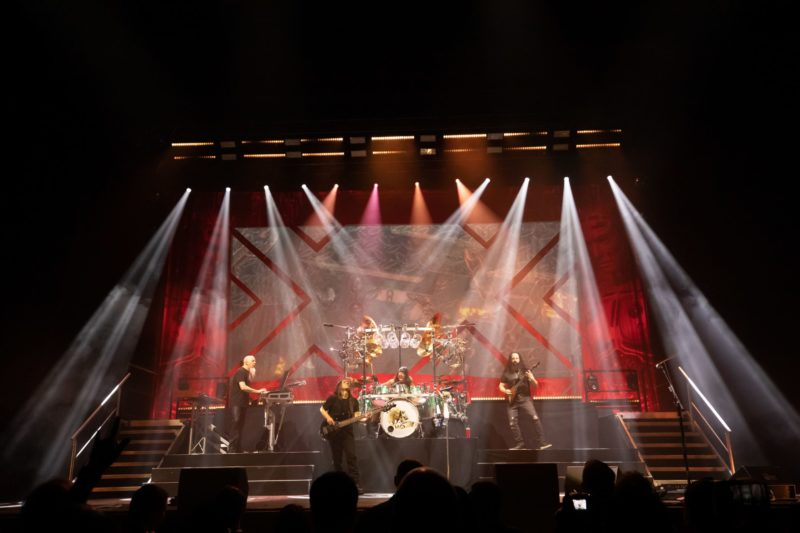 Image result for dream theater metropolis pt 2 on stage