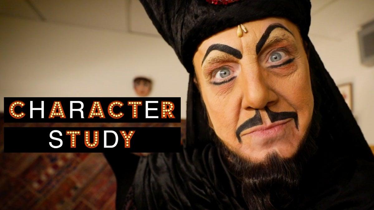Still - Character Study - Jonathan Freeman