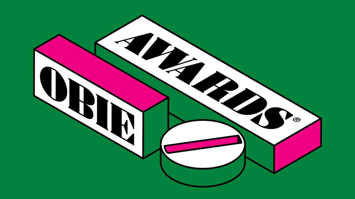 Obie Award Logos