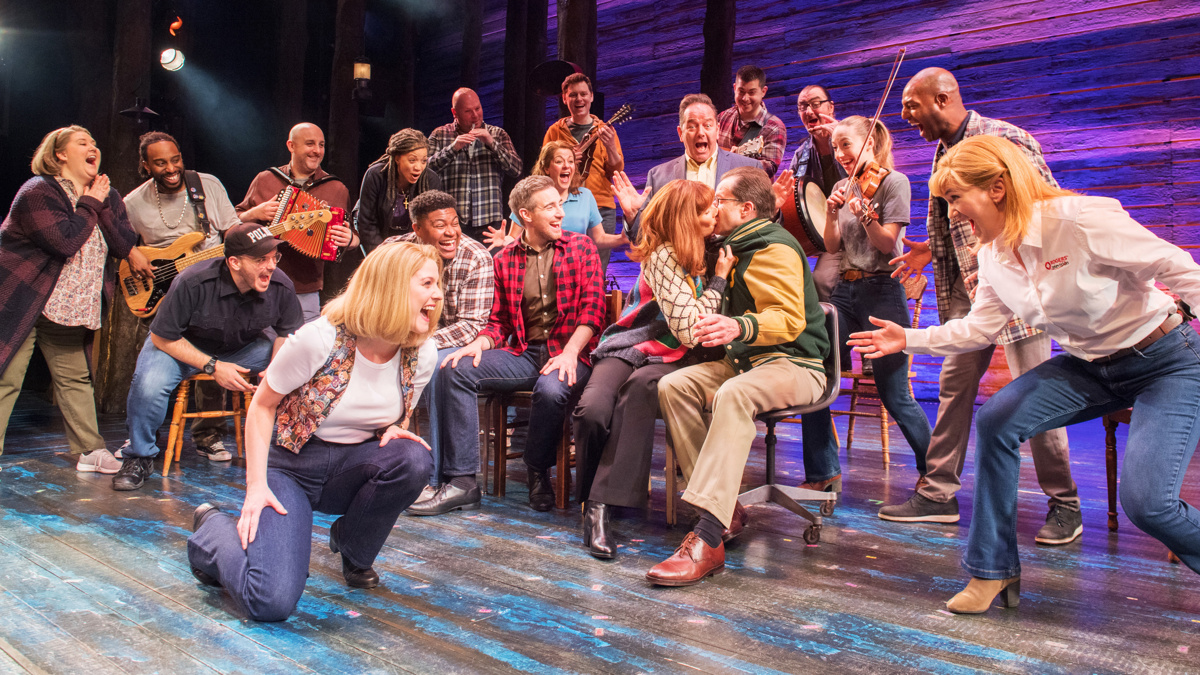 Come From Away - London - Phoenix Theatre - 12/20- Craig Sugden